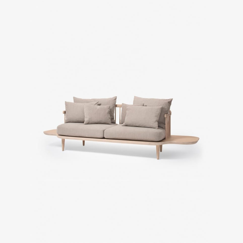 Fly Sofa with side tables