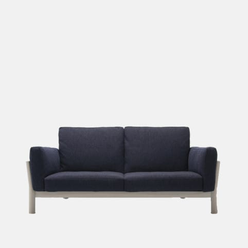 Castor Sofa Two Seaters de Karimoku