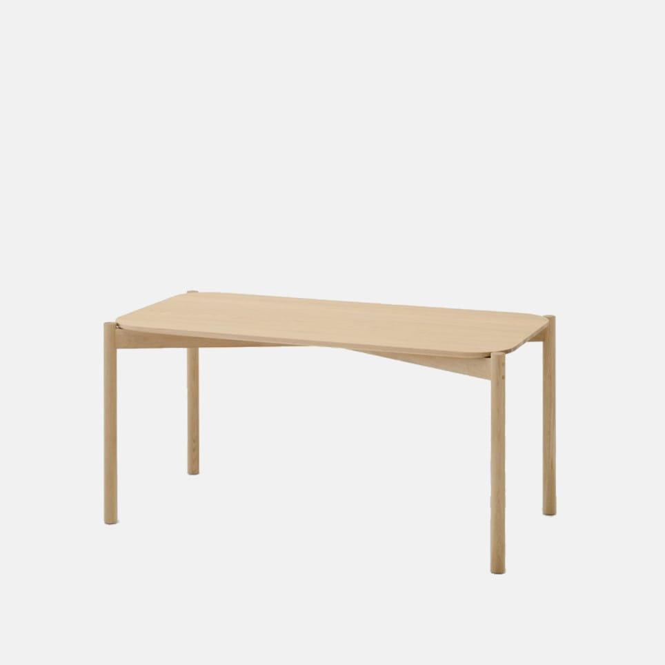 Castor Table 150 de Karimoku