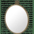 Randaccio Wall Mirror ∅42 de Gubi