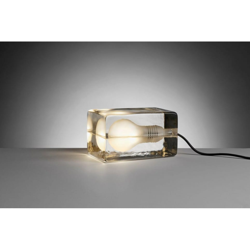 Block Lamp Textile cord