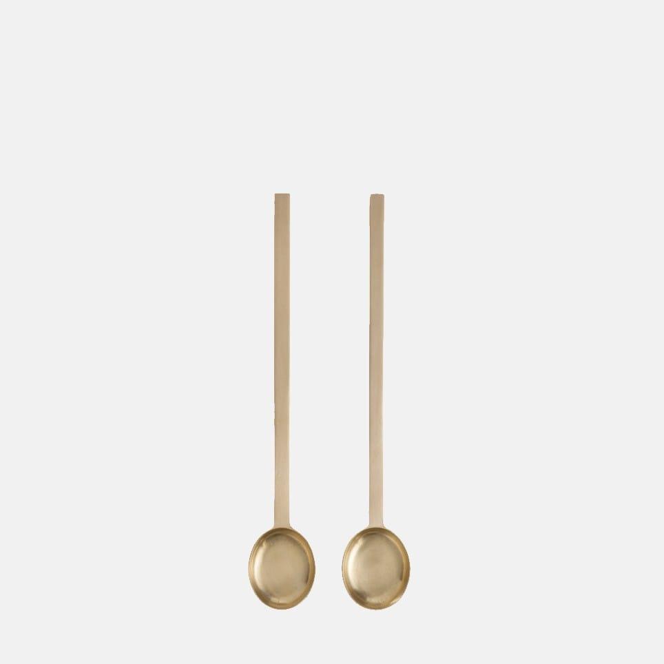 Brass Spoons