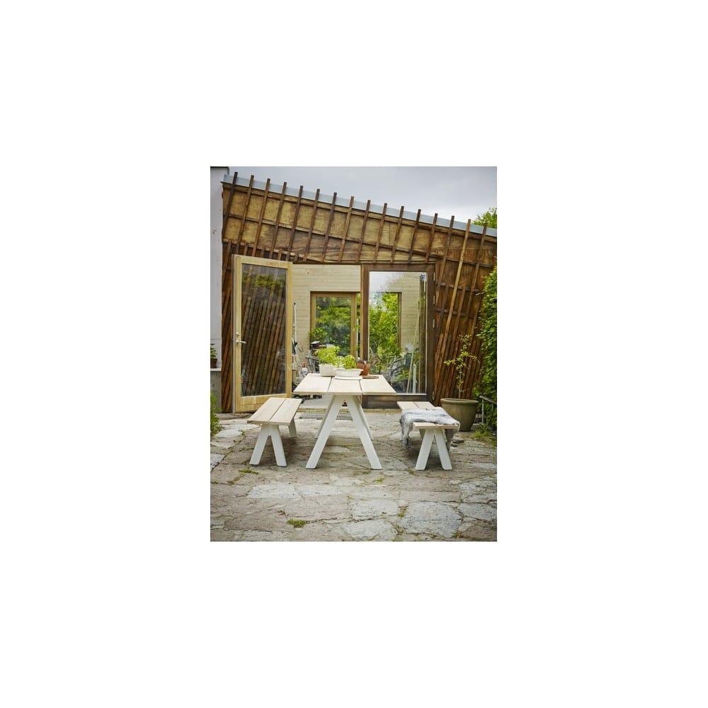 Banco de madera para interior trendy bancos de madera - Bancos de madera para interior ...