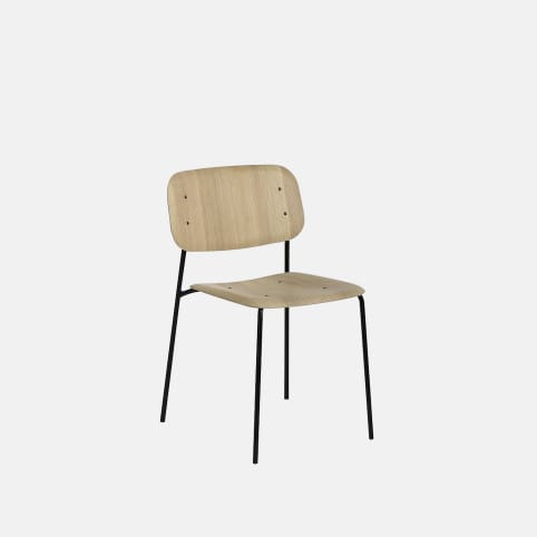 Soft Edge Chair de HAY