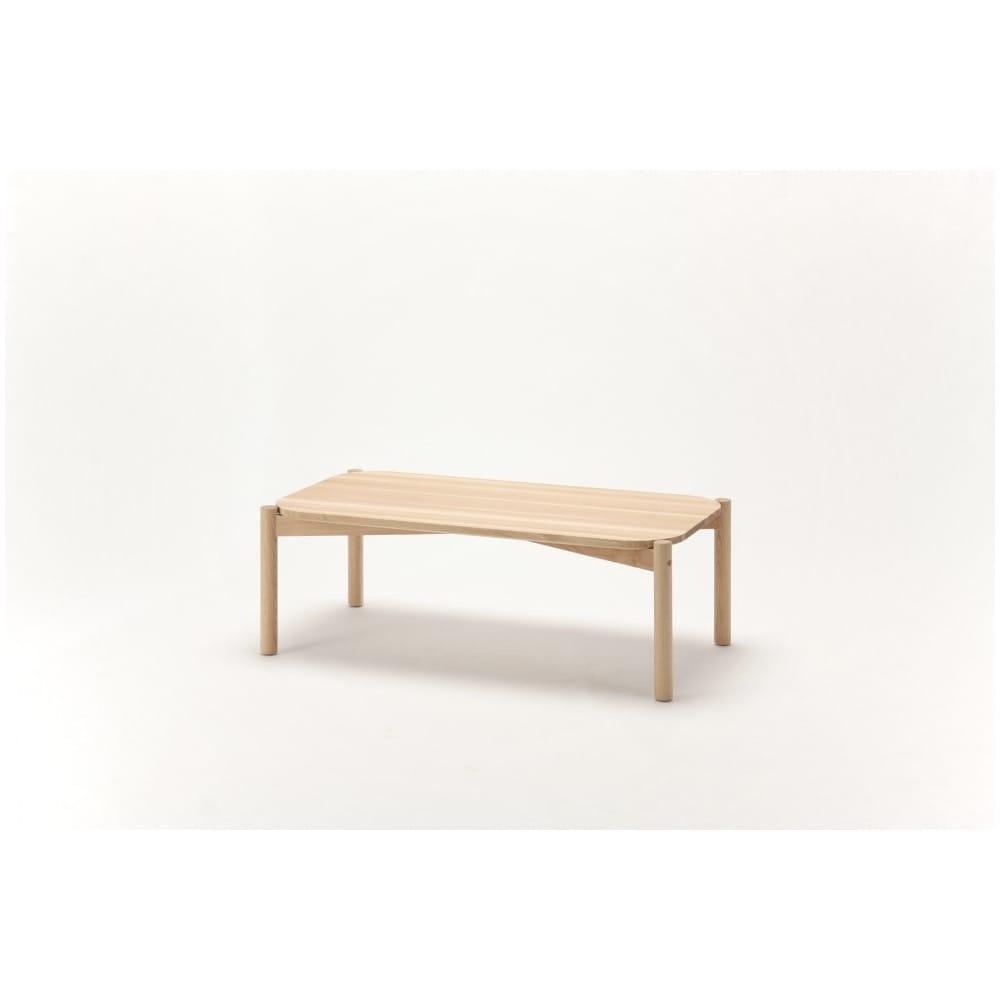 Mesa auxiliar castor en madera maciza roble de big game - Muebles castor ...