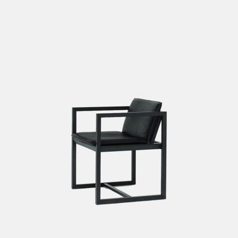 Silla Ren Chair Black de Karimoku
