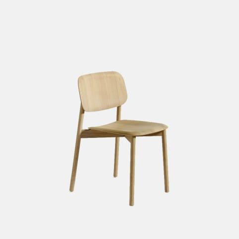 Soft Edge Chair de HAY